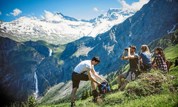 Hiking in Switzerland Showcases the Charming Countryside