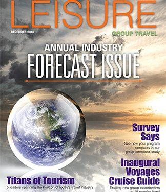 December 2018 Leisure Group Travel