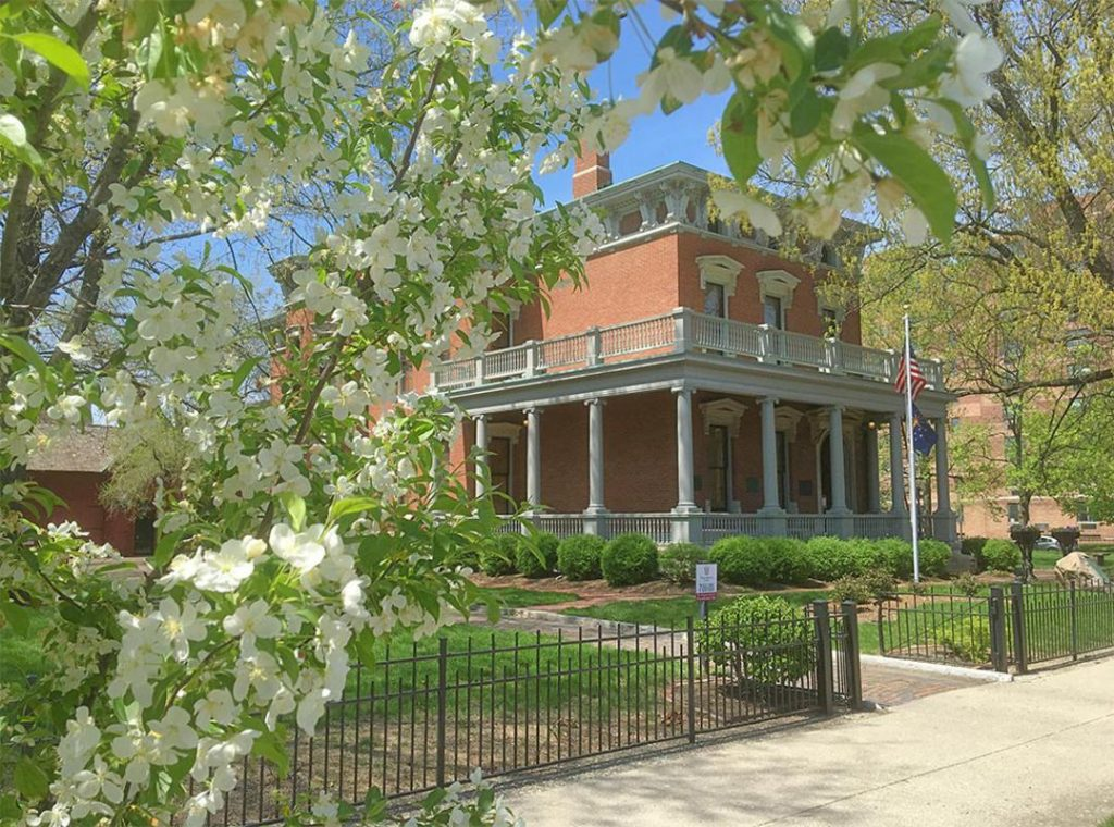 Benjamin Harrison Presidential Site - Mansions of Indiana