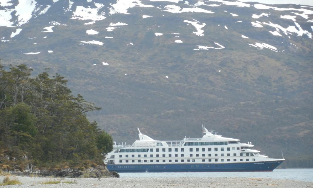 Expedition Cruising in Patagonia