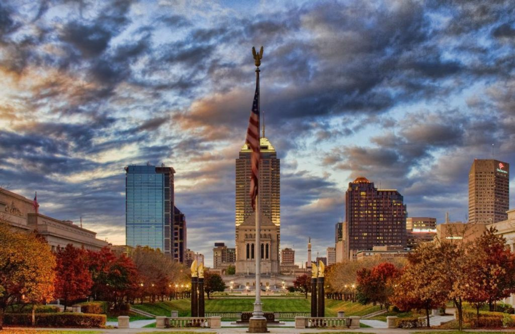 Indianapolis Alignment Skyline
