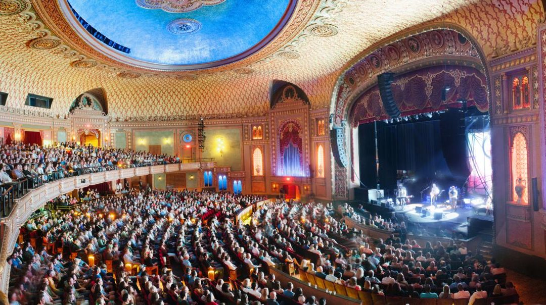 Tennessee Theatre in Knoxville.