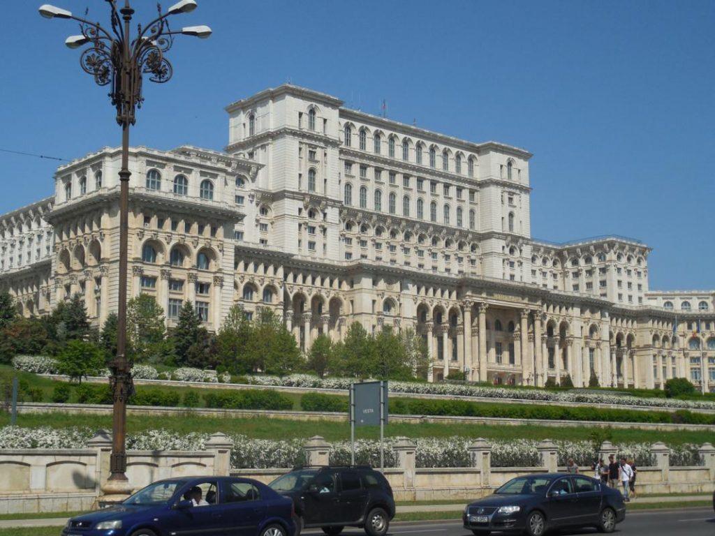 Bucharest Parliament