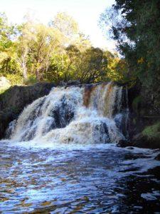 Hurley Upson Falls