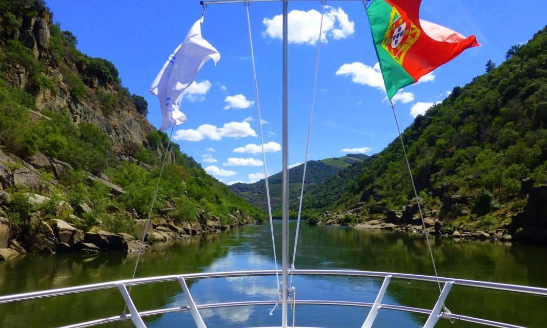 Sailing Portugal's River Of Gold