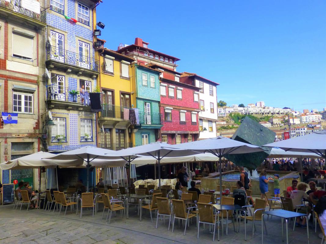 Exploring Colorful Porto