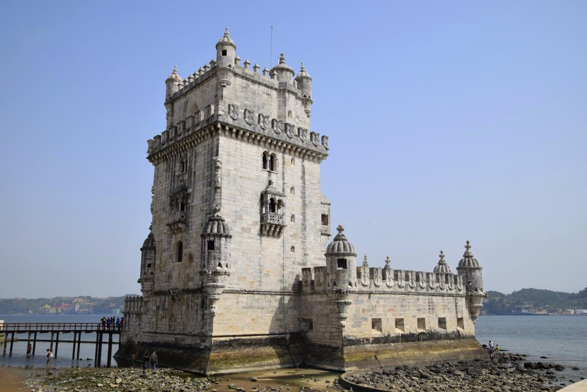 Lisbon's Belém Tower