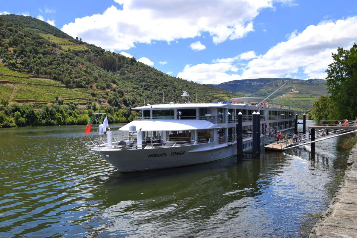 MS Miguel Torga on the Douro River