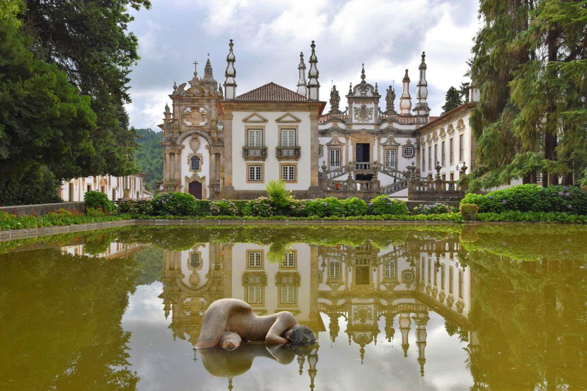 Mateus Palace in Vila Real