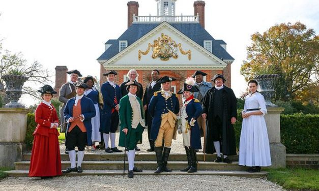 Colonial Williamsburg Enchants Groups with Glimpses of Early America