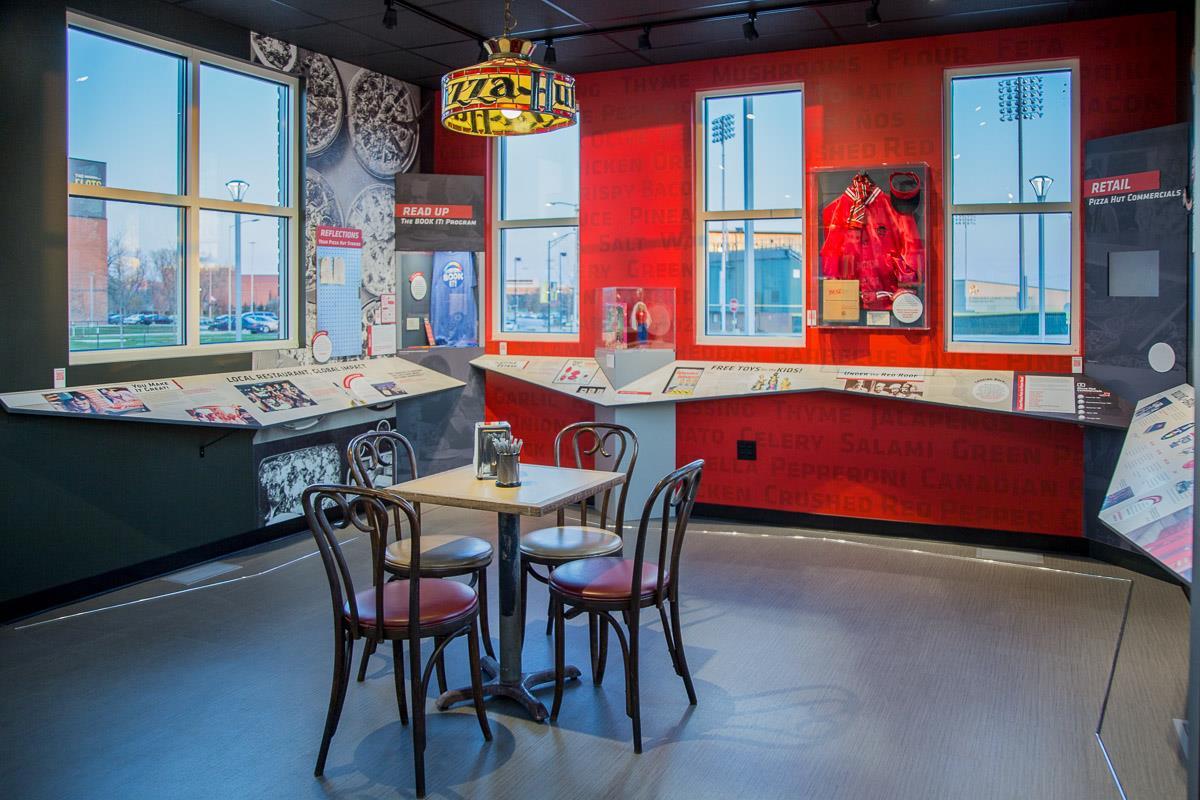 Original Pizza Hut Museum