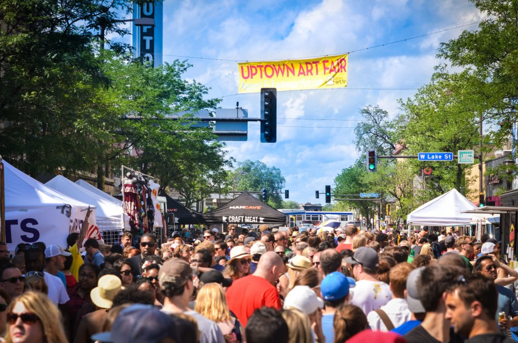 Uptown Food Truck Festival, Twin Cities Metro