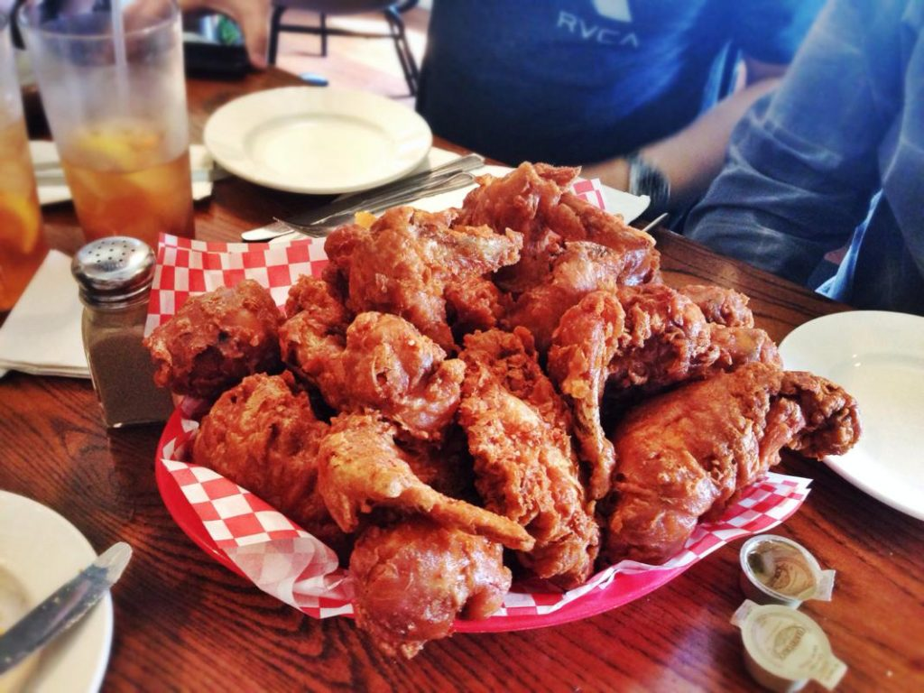 Willie Mae's Scotch House, New Orleans