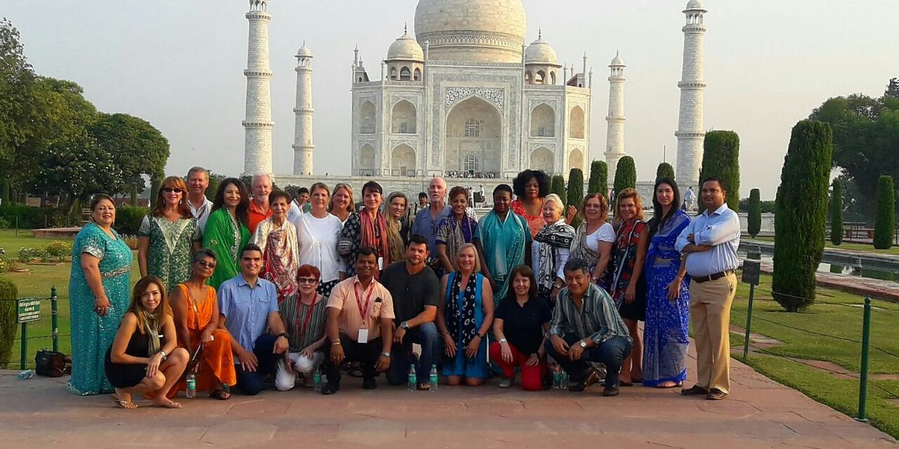 Tranformative FAM Trip to India