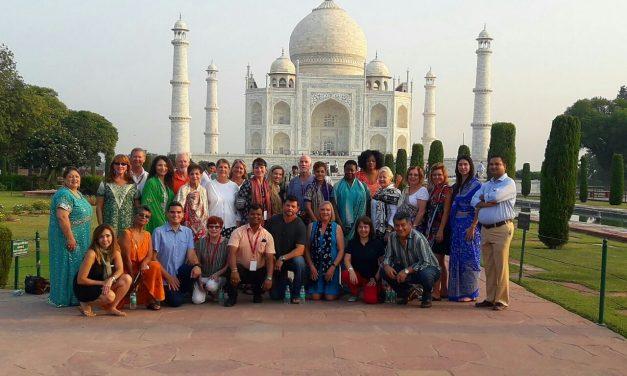 Tranformative FAM Trip to India
