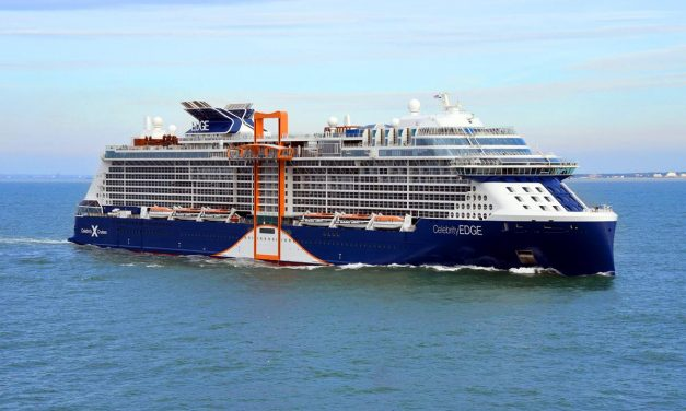 Celebrity Edge – Elevating Cruising to New Cutting Edge
