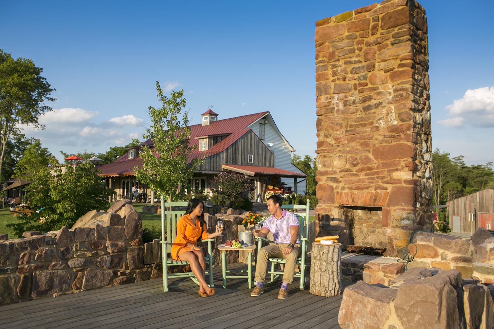 The Winery at Bull Run credit Visit Fairfax