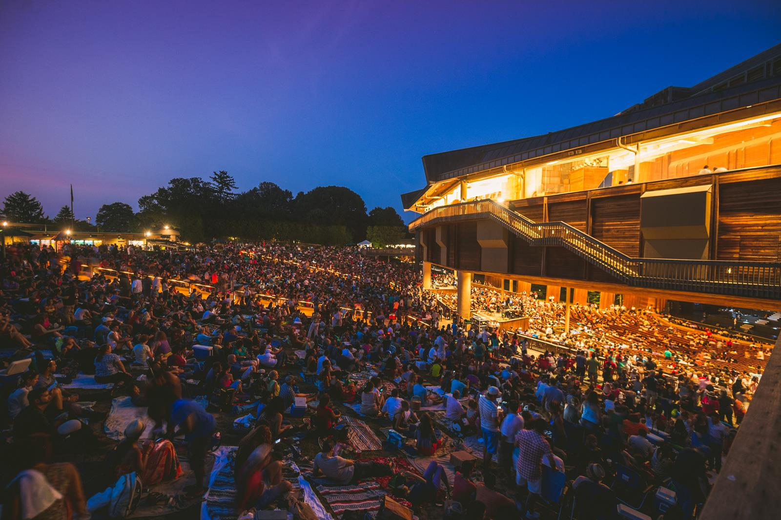 Wolf Trap National Park for the Performing Arts credit Visit Fairfax