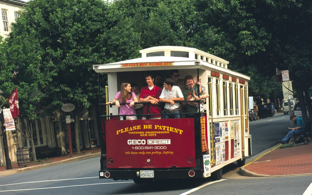 31 Trolley Tour