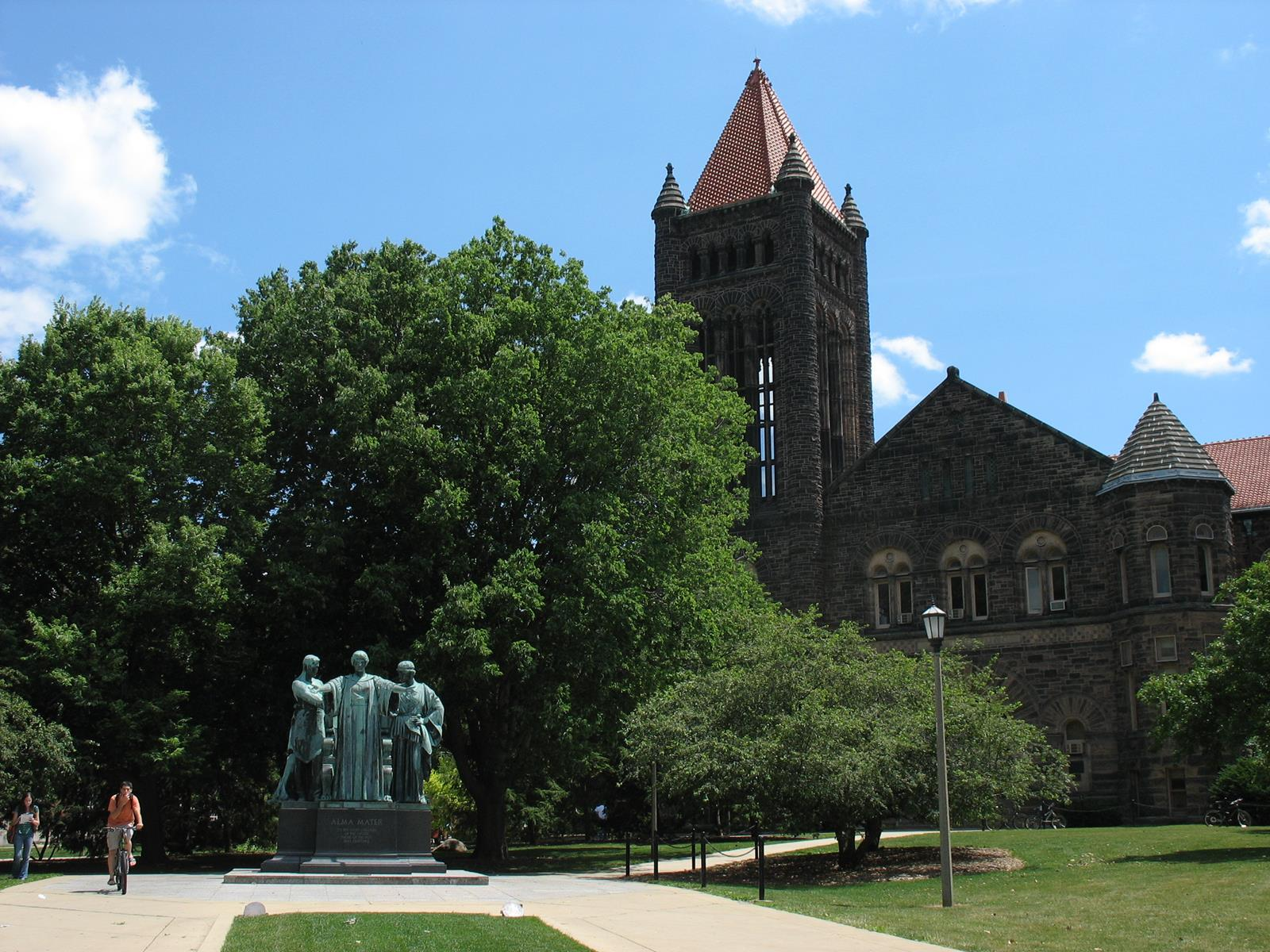 Altgeld Hall - University of Illinois