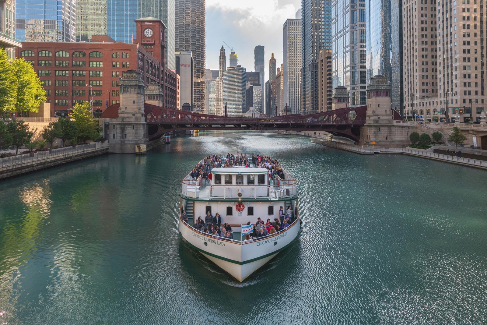 Barry Butler River Cruise