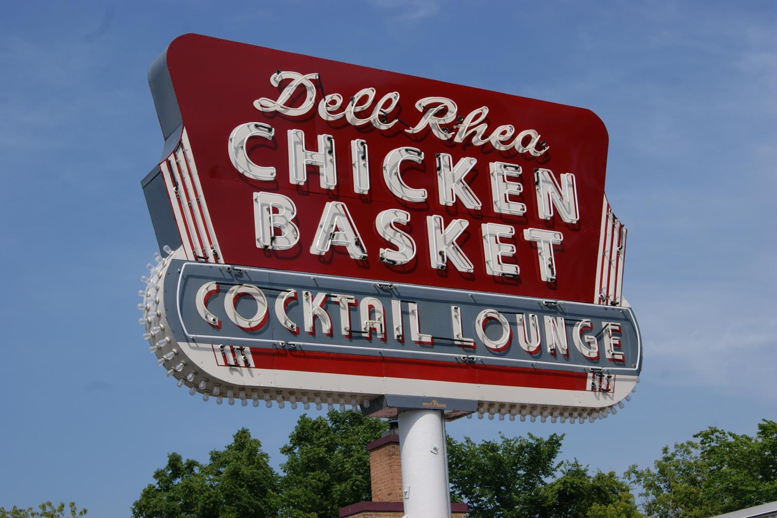 Dell Rhea's Chicken Basket