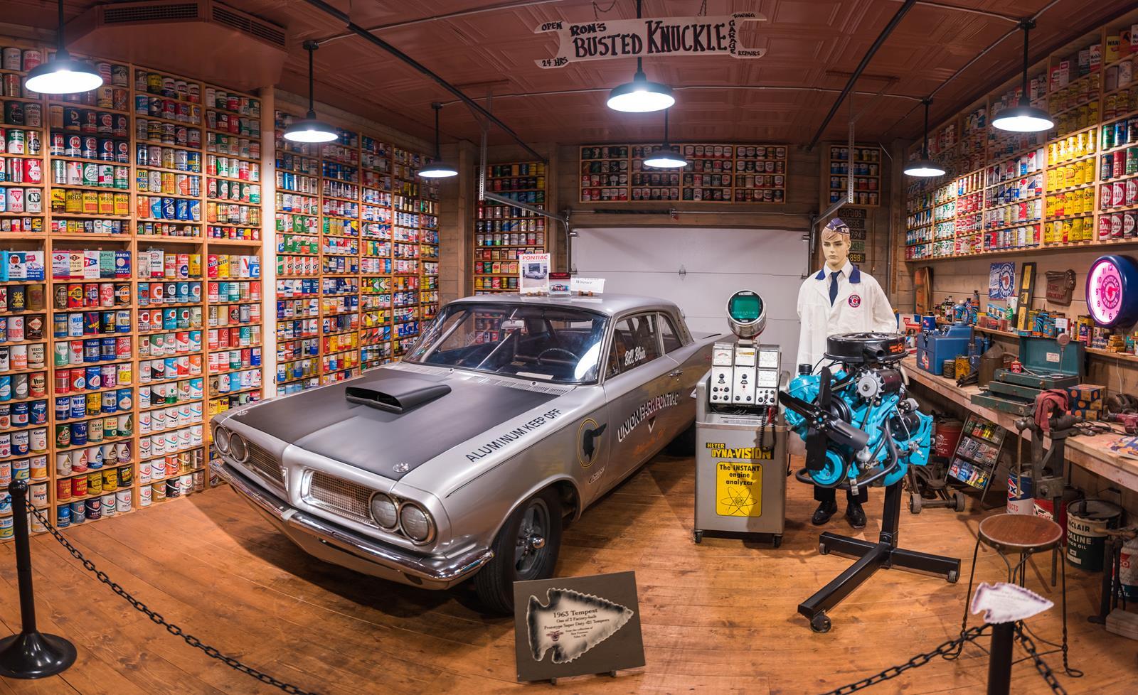 Pontiac Oakland Museum