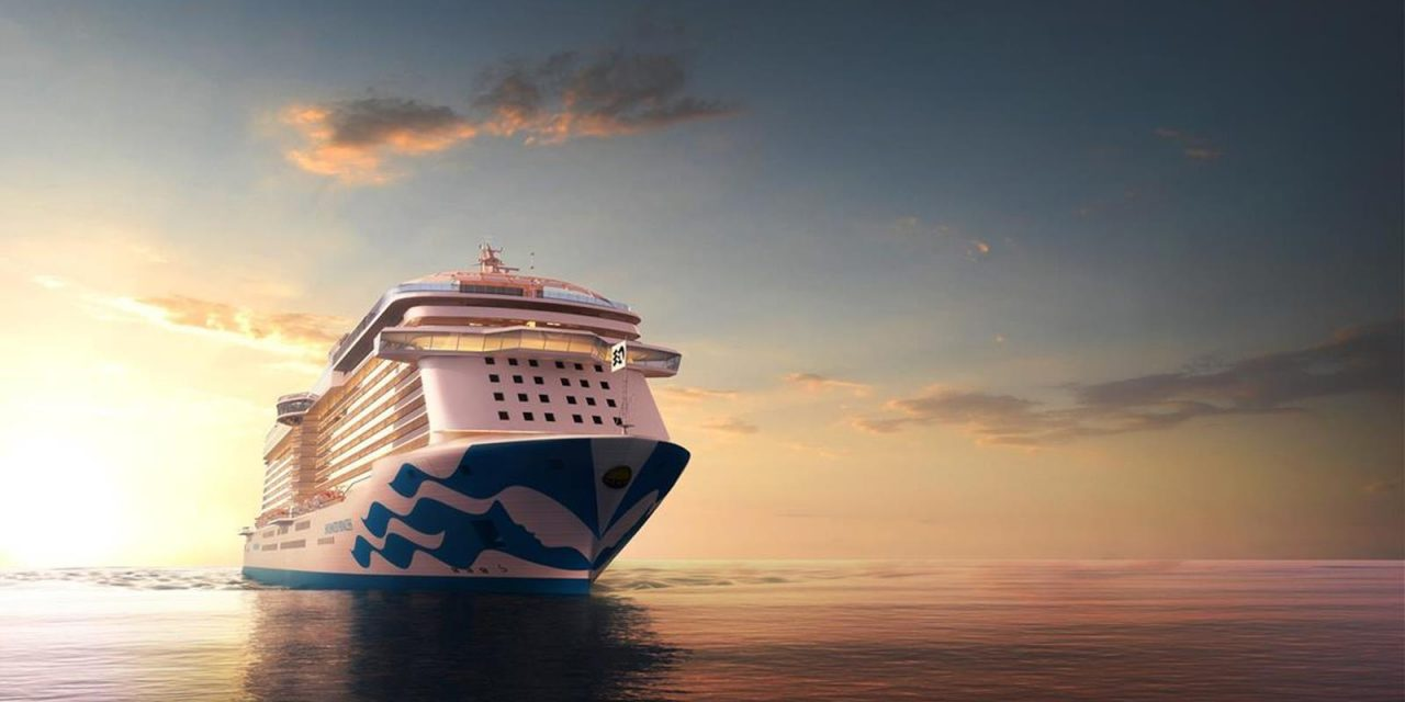 Princess Cruises to Unveil Sky Princess