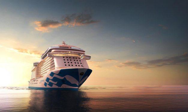 Princess Cruises to Unveil Sky Princess