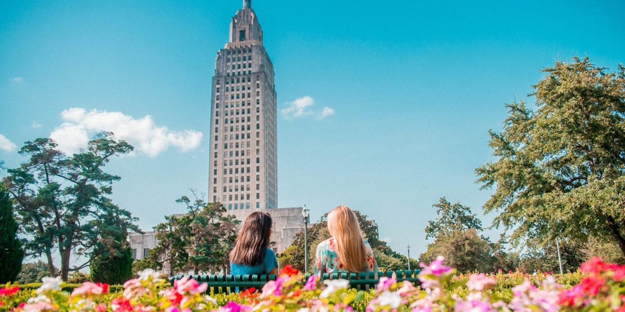 Baton Rouge, Louisiana Three Days of Louisiana's Capital City