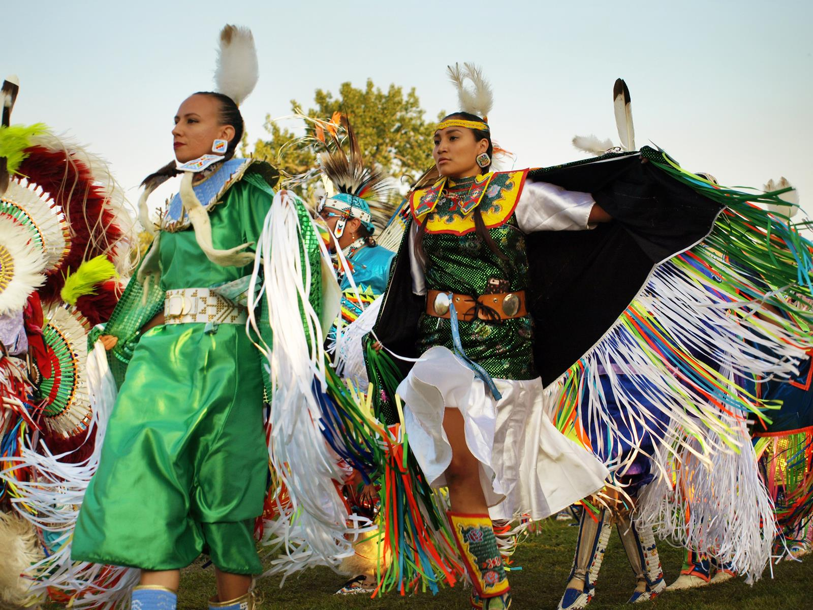 United Tribes Powwow