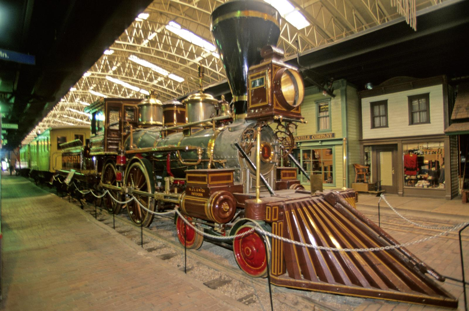 Lake Superior Railroad Museum in Duluth