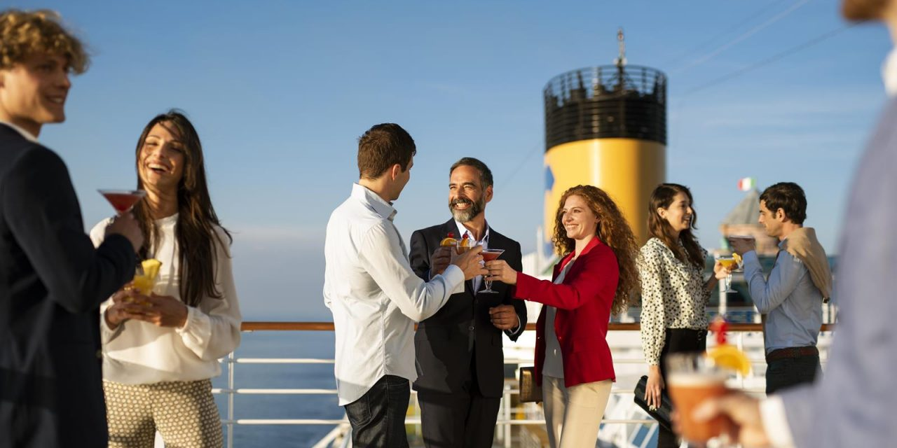 Sail the Seas in Style with Costa Cruise Lines