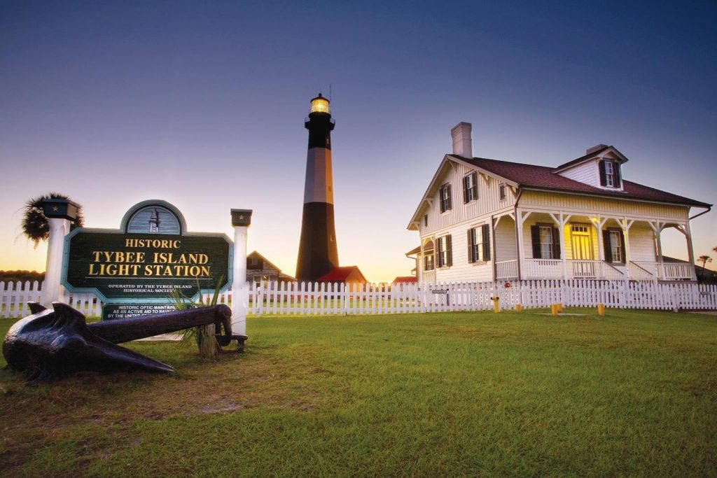 Tybee Island Historic Lighthouse