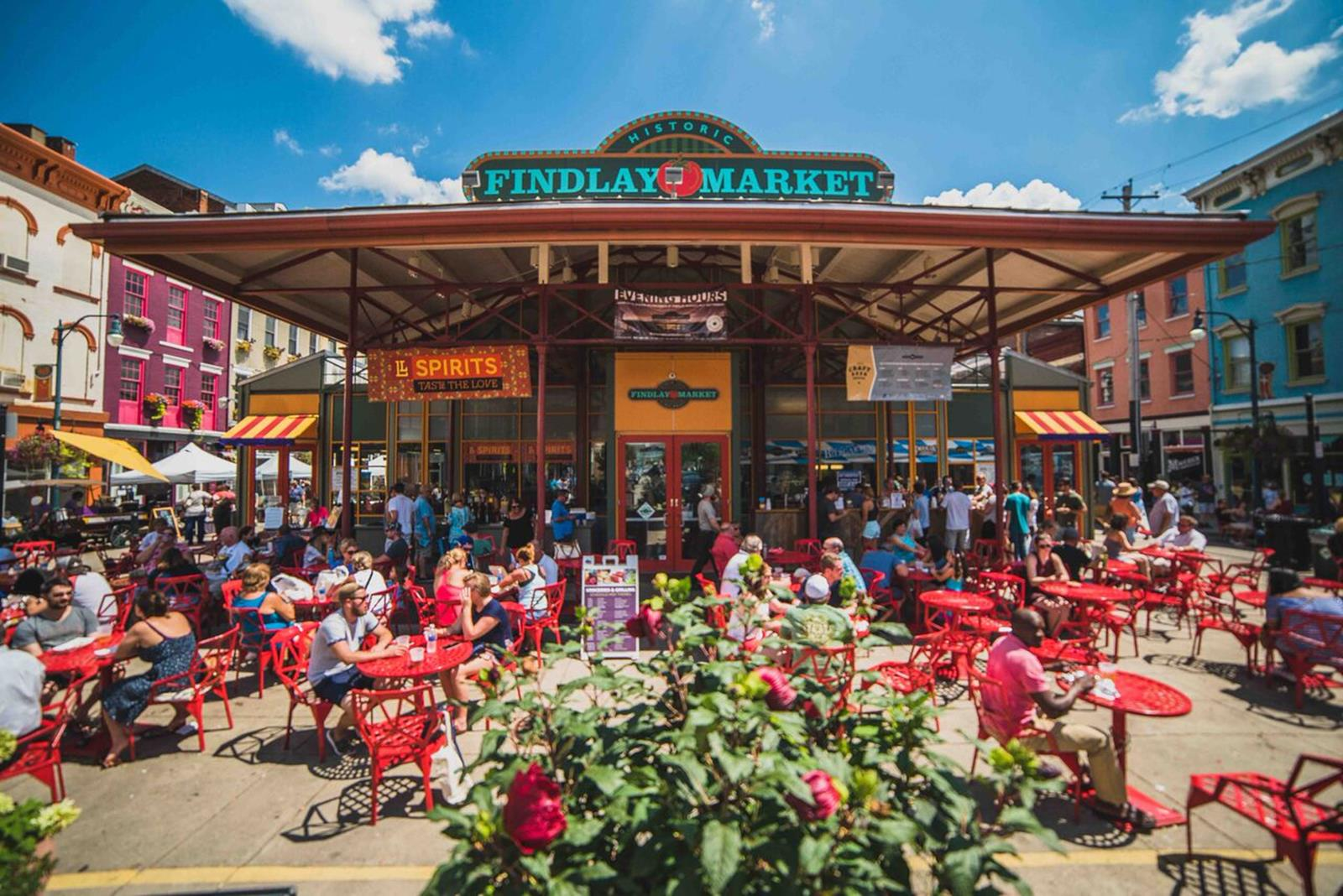 Cincinnati Findlay Farmers Market