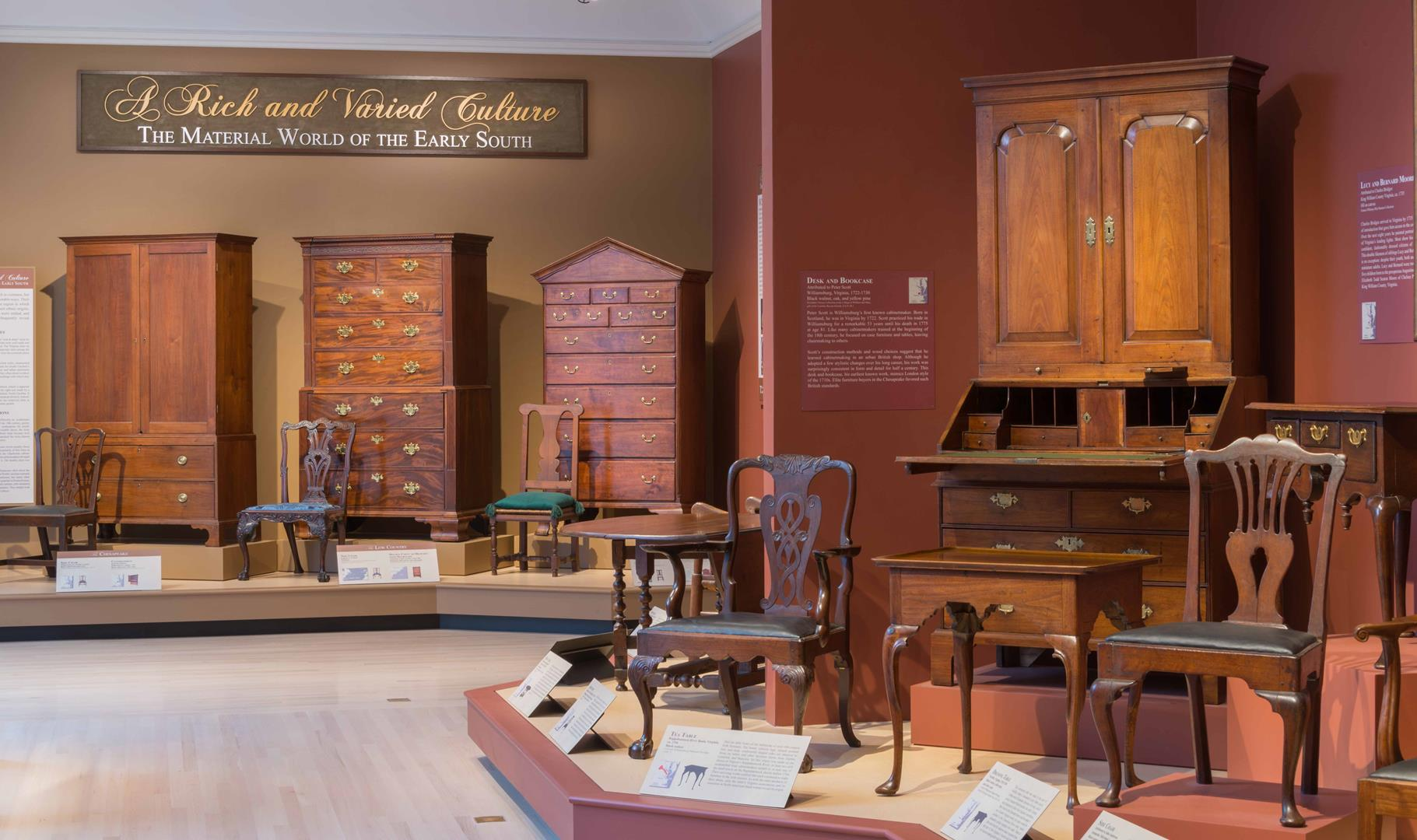 Colonial Williamsburg Art Museums
