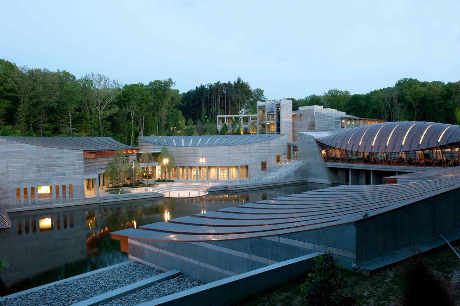The Crystal Bridges Museum of American Art welcomes all to celebrate the power of art and the beauty of nature.