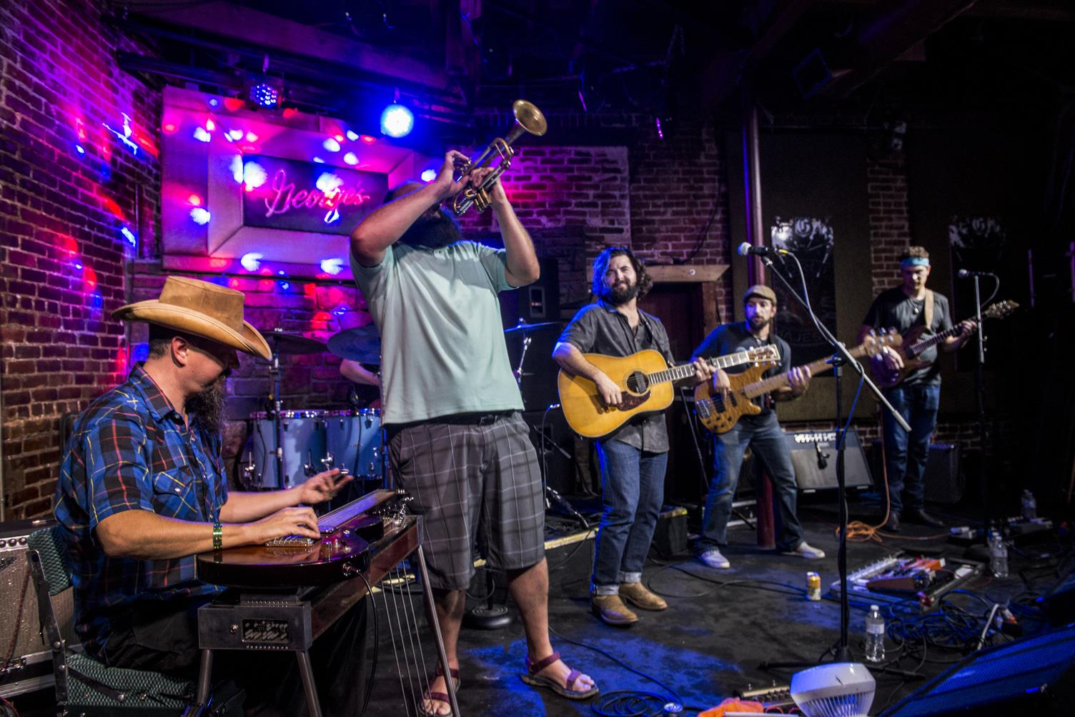 Great live music can be found throughout Arkansas.