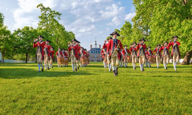 Colonial Williamsburg Brings History to Life