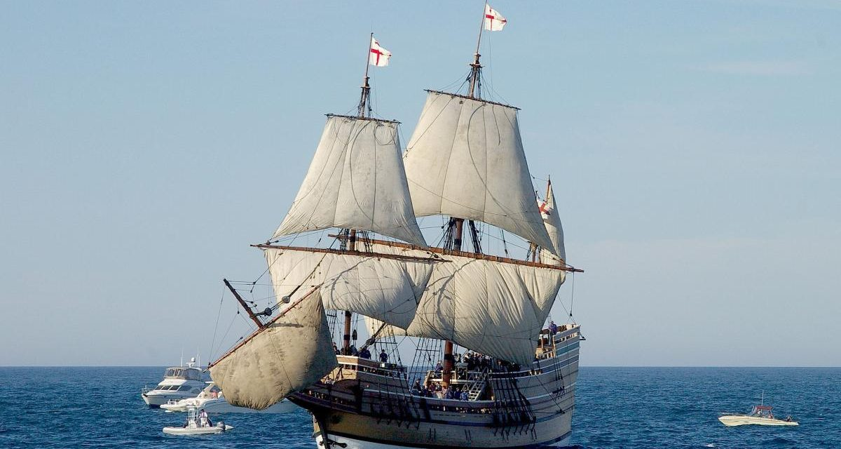 Mayflower 400 Brings the Pilgrims' Journey to Life