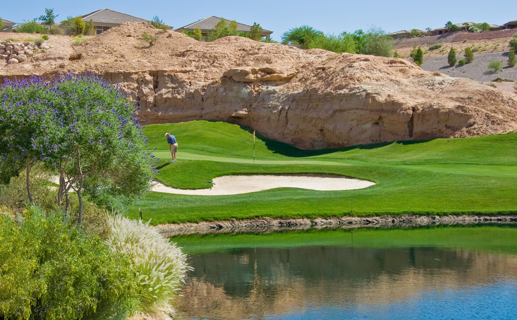 Mesquite Falcon Ridge Golf Course