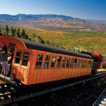 To the Moon: Mount Washington's Cog Railway