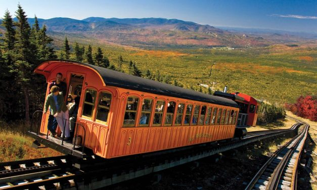 To the Moon: Mount Washington's Cog Railway