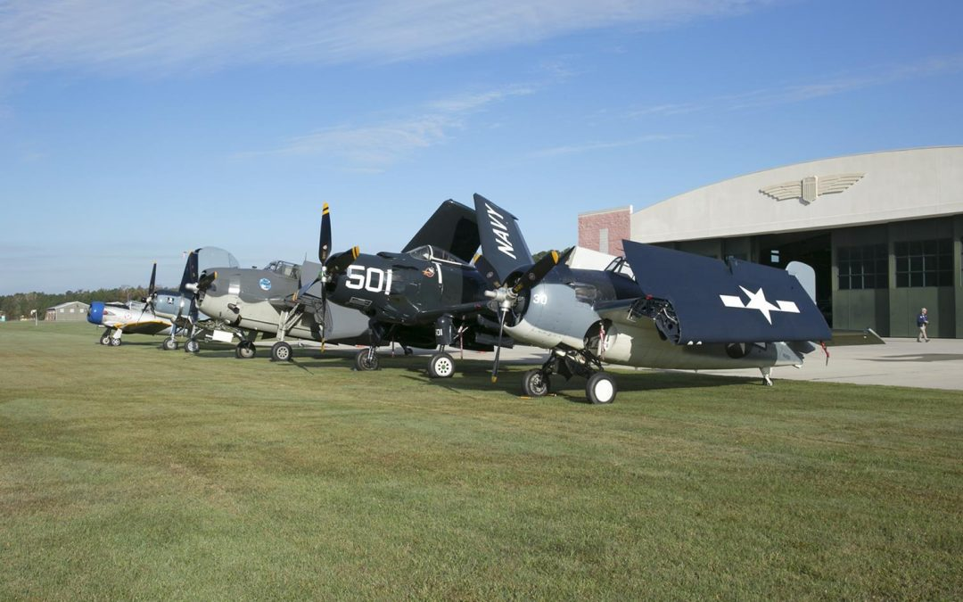 Navy Flight Line