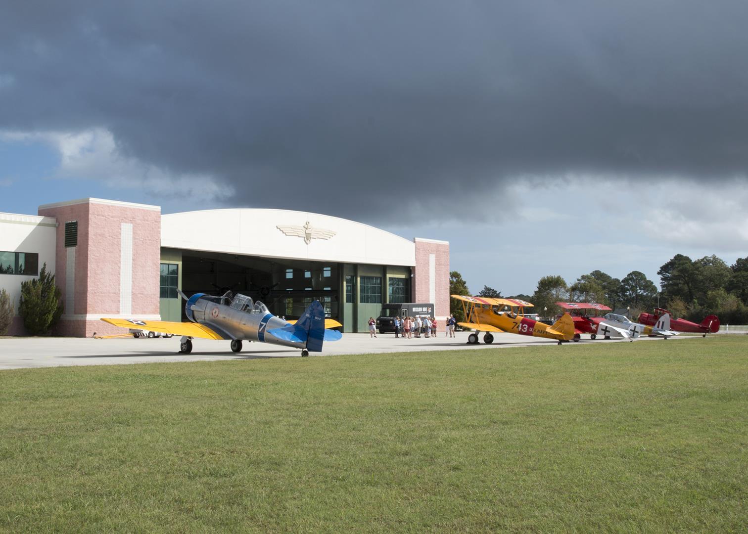 Navy Hangar
