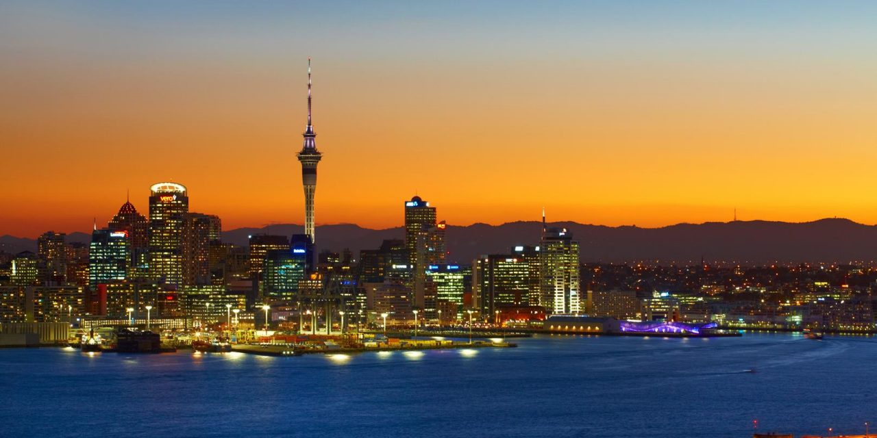 Discovering New Zealand