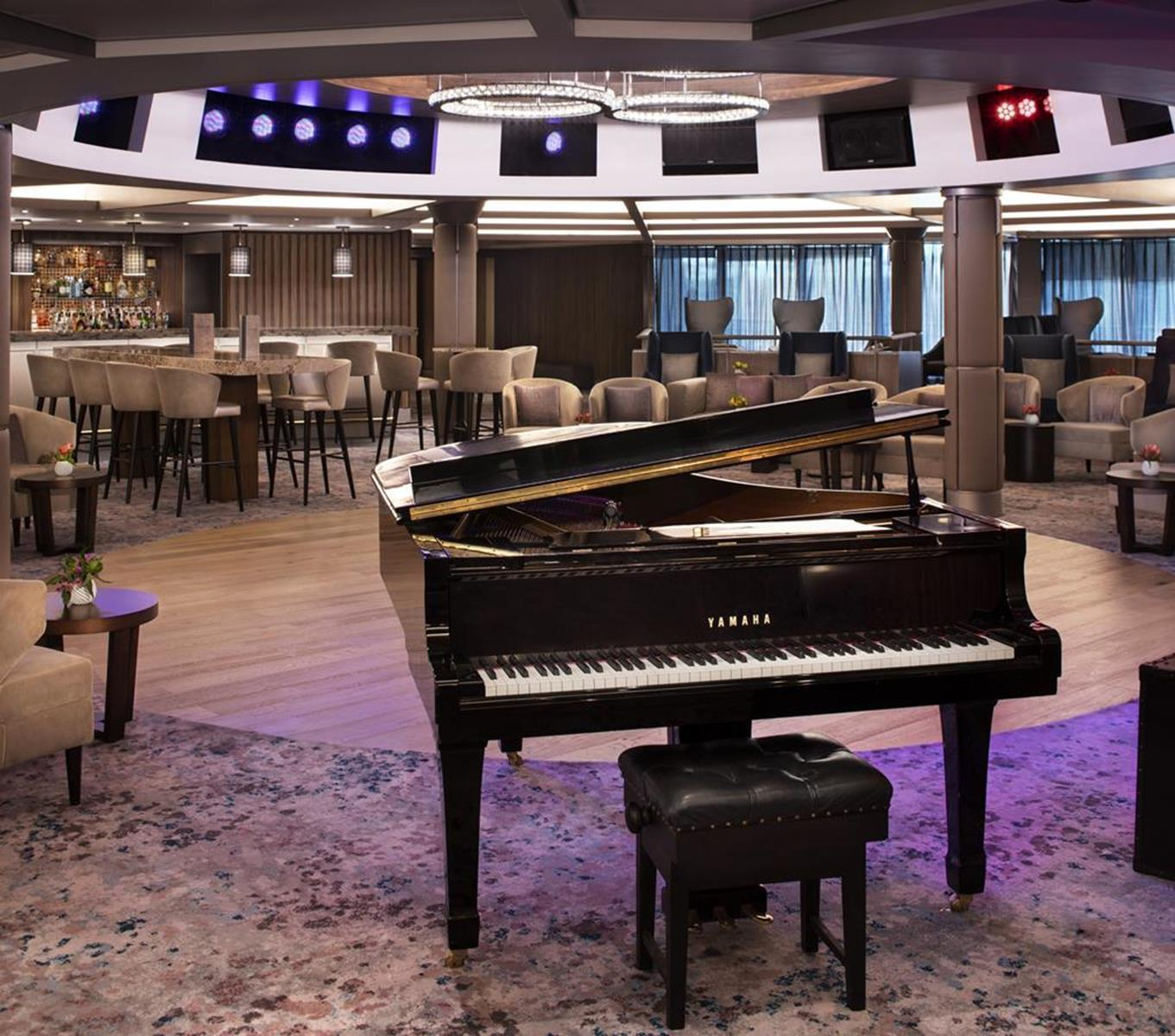 Celebrity Lounge