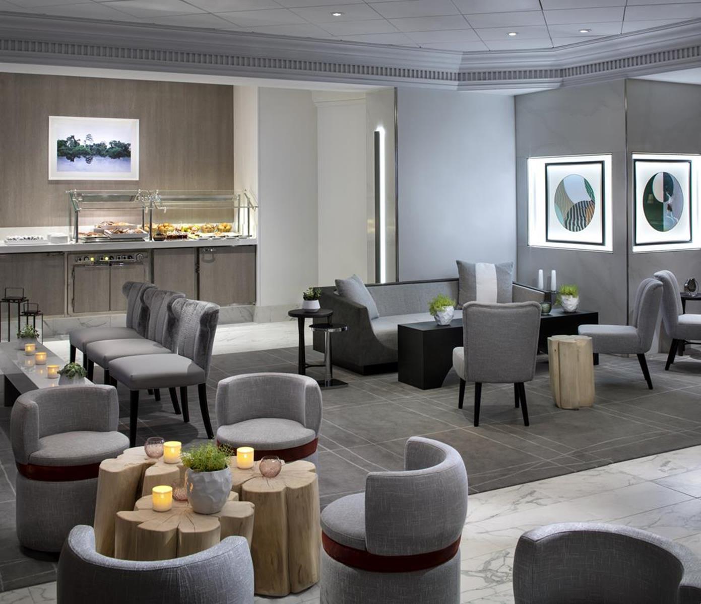 Celebrity, The Retreat Lounge