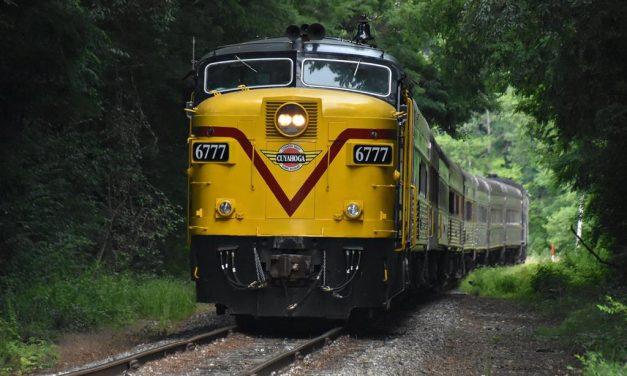 Hit The Rails in Ohio