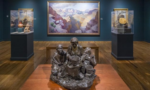 Art Museums Share Western Heritage and Culture